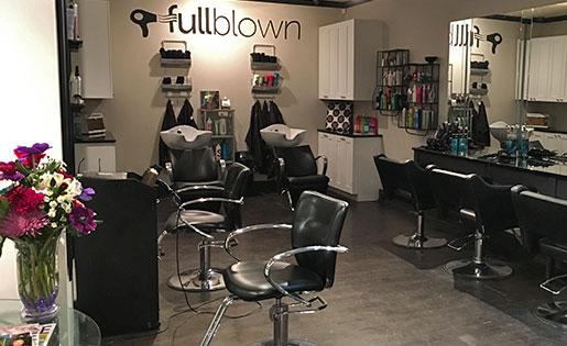 Full Blown Salon New Jersey