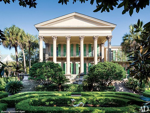 Patricia Altschul Home Charleston