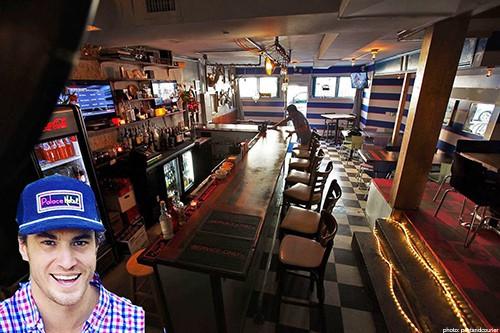 Shep Rose Bar Charleston