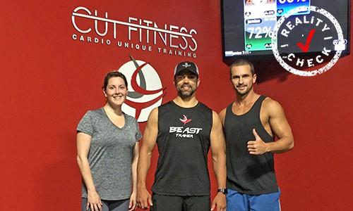 Eddie Judge Cut Fitness