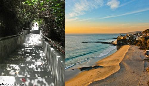 1000 Steps Beach Laguna