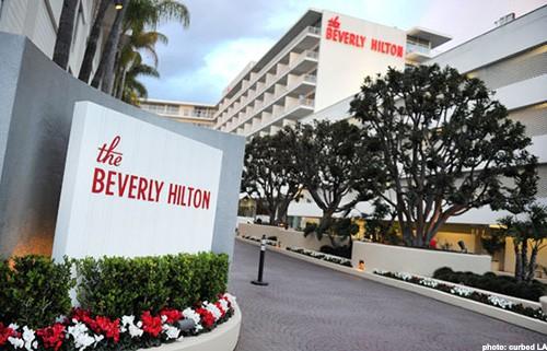 Beverly Hilton Hotel Beverly Hills