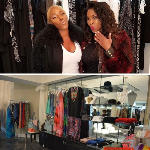 NeNe Leakes Swagg Boutique