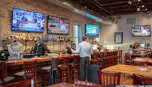 Charleston Beer Works South Carolina