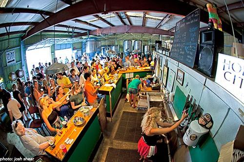 Holy City Brewery Charleston