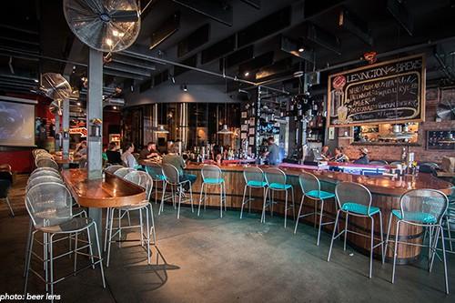 Lexington Avenue Brewery Charleston