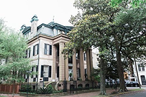 Harper Fowlkes House Savannah