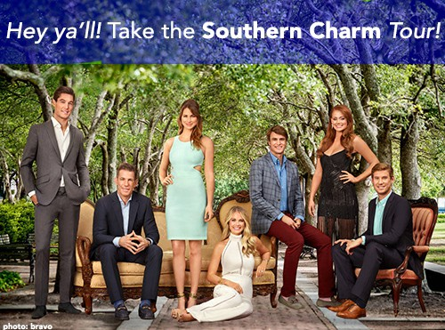 Southern Charm Charleston Filming Locations