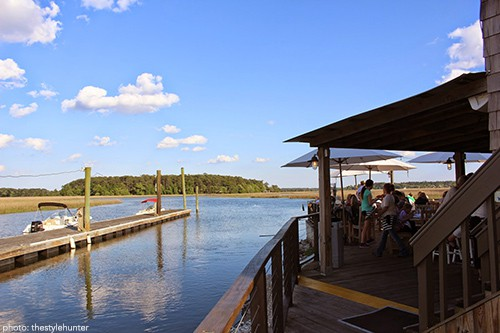 The Wyld Dock Bar Savannah