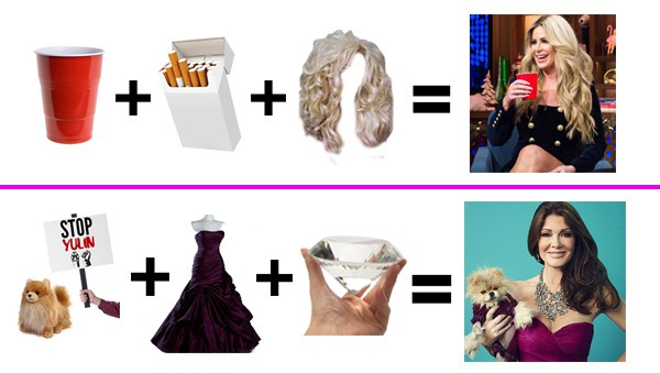 Real Housewives Costumes