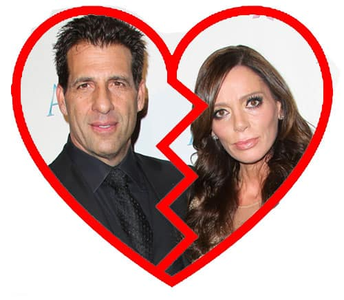 Carlton Gebbia Divorce