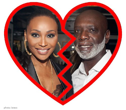 Cynthia Bailey Divorce