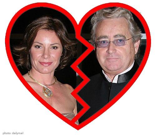 LuAnn de Lesseps Divorce