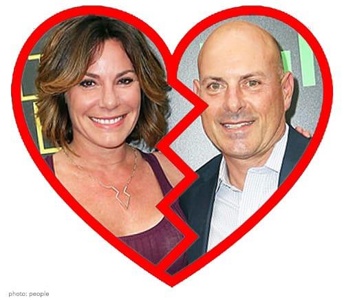 LuAnn D'Agostino Divorce