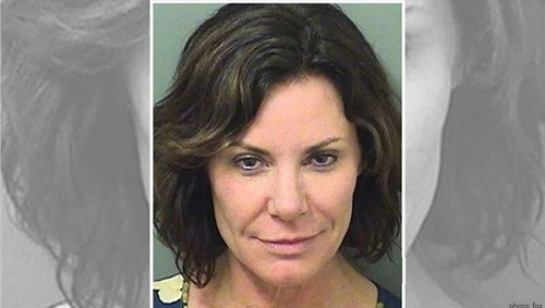 LuAnn Arrest