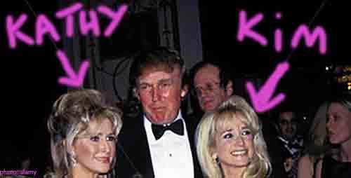 Kim Richards Donald Trump