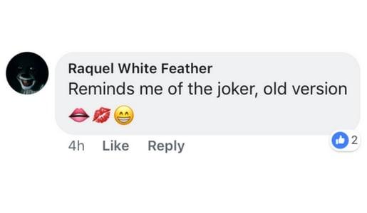 Facebook comment about Brandi Glanville