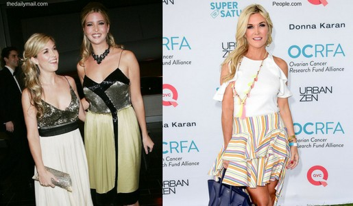 Tinsley Mortimer Then & Now