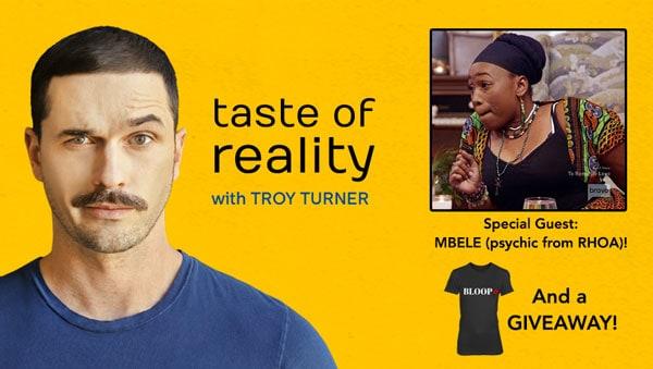 Taste of Reality Podcast Mbele