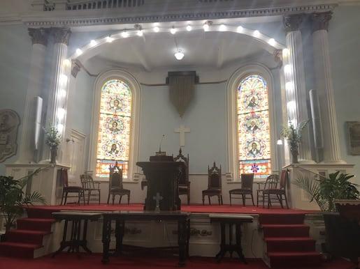 church on RHOA