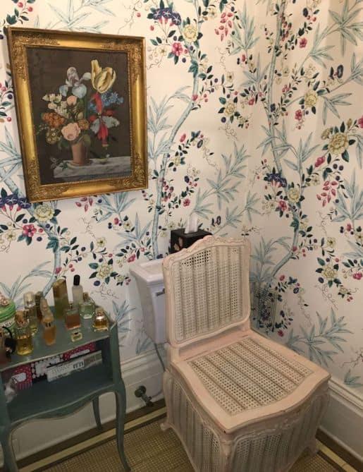Patricia Altschul's bathroom