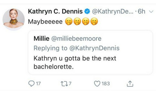 Kathryn Dennis Twitter