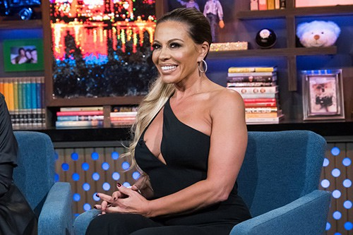 Dolores WWHL Look