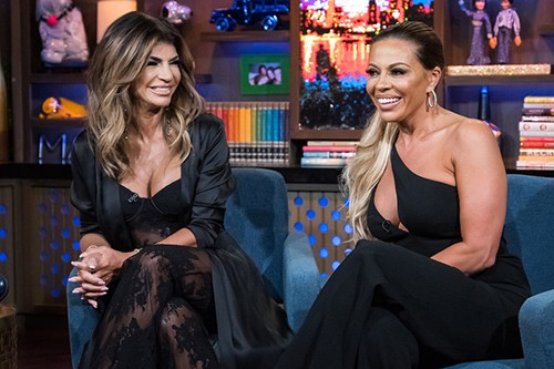 Teresa and Dolores wwhl