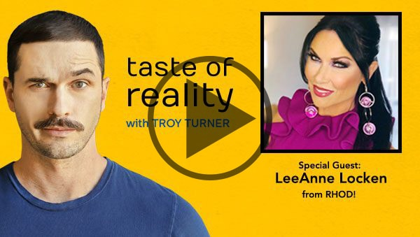 LeeAnne Locken Podcast Interview Troy Turner