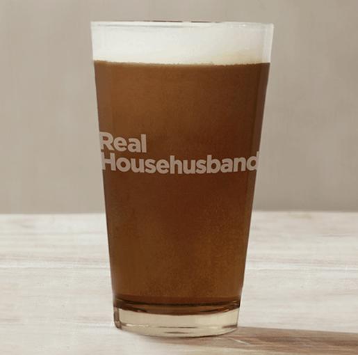 beer glass househusband
