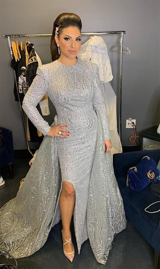Jennifer Aydin fashion