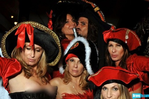 RHONY Pirate