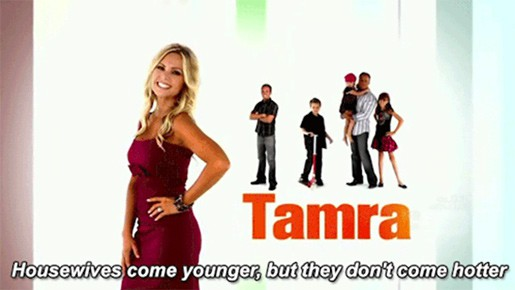 tamra judge tagline