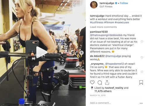 cut fitness workout