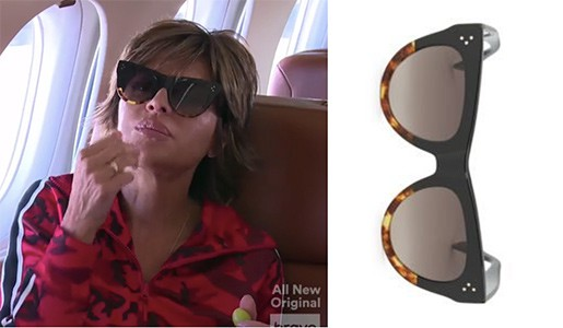 lisa rinna sunglasses