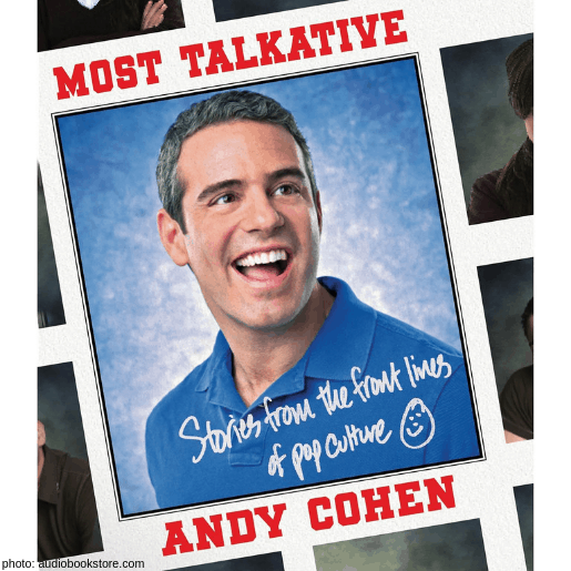 andy cohen most talkative
