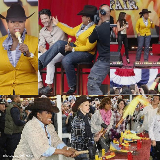 oprah winfrey leeanne locken state fair of texas oprah and gayles adventure