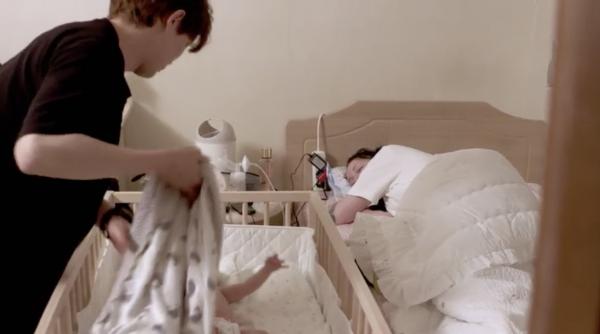 jihoon baby bed 90df tow