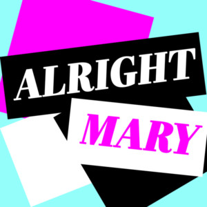 alright mary logo