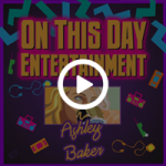 on this day entertainment play icon