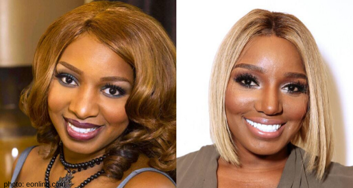 rhoa nene leakes transformation then and wow