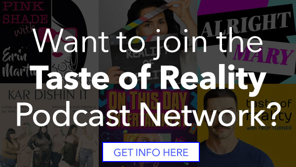 Taste Reality Podcast Network