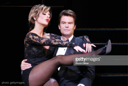 chicago broadway roxie hart harry hamlin lisa rinna rhobh