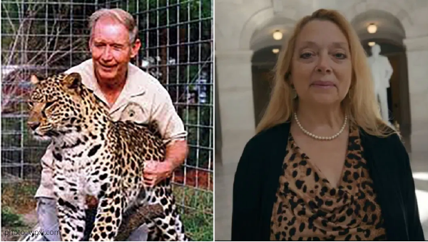 Tiger King S Carole Baskin Claims She Did Not Put Husband S Corpse In Meat Grinder Taste Of Reality