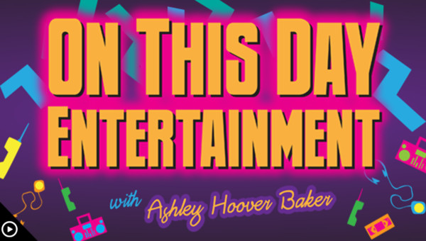 on this day entertainment podcast ashley hoover baker