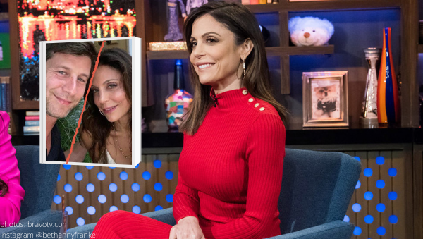 bethenny frankel rhony real housewives of new york break up boyfriend still married to jason hoppy