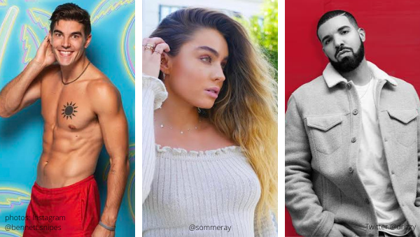 love island bennett snipes drake rapper lawsuit sommer ray influencer