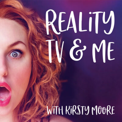 reality tv and me podcast show art