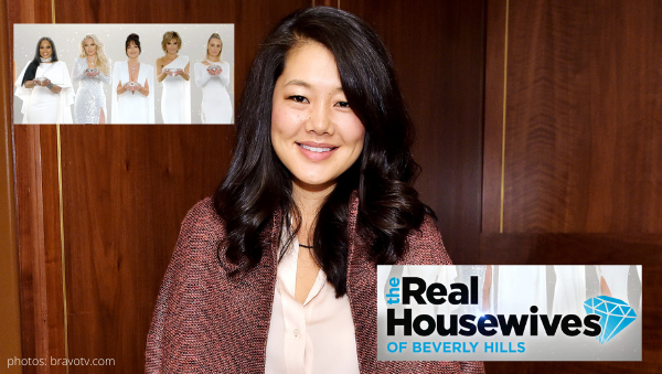 rhobh real housewives of beverly hills crystal kung minkoff newest new cast member asian american