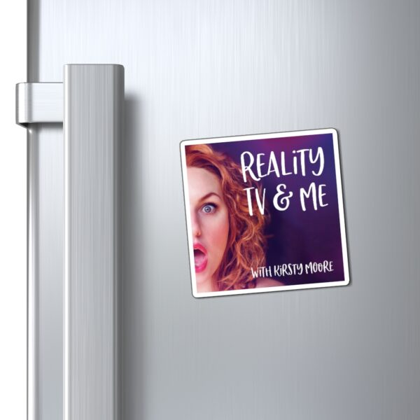 reality tv & me magnet